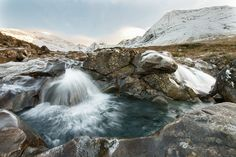 Fairy Pools by Max Bryan on 500px