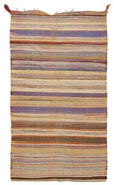 Vintage Moroccan Rug,