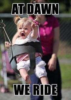 my offspring will be as awesome as this child.