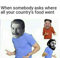 I'm starving for some dank memes