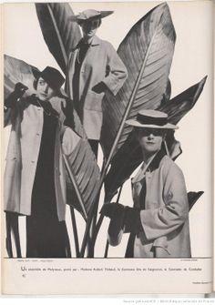 Vogue (Paris) 1934 Geo. Hoyningen-Huene