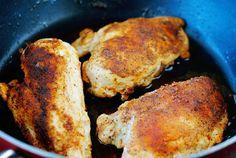 The perfect chicken recipe