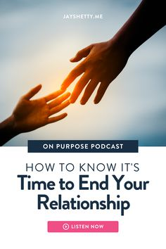 Jay Shetty talks about 10 questions to ask yourself if you are thinking about leaving your relationship. Jay discusses how to know if it's time to end a relationship and feel sure about it. I'm Jay Shetty - an author, podcast host, former monk, and purpose coach. My vision is to make wisdom go viral in an accessible, relevant, & practical way. Removing Negative Energy, Think Deeply, Ending A Relationship, Wake Up Call, Negative People, Spiritual Wisdom, Toxic Relationships, Emotional Intelligence, Change My Life