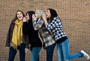 Tell a friend about us... www.twinschiro.com #friends #chatting