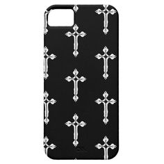 Baroque cross iPhone SE/5/5s case Custom Brandable Electronics Gifts for your buniness #electronics #logo #brand