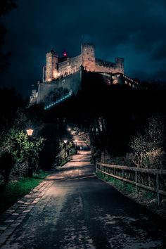 """The Elysian Fields....."" — mbphotograph: Salzburg, Austria (by..."
