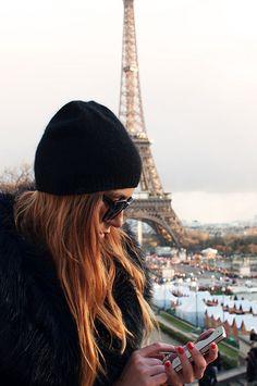 Live life, have fun  in Paris