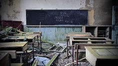 Looking Inside the Abandoned Schools of the Irish Countryside | Atlas Obscura