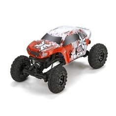 ECX 1/24 Temper Micro 4WD Rock Crawler Brushed: RTR