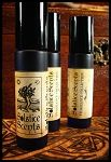 Solstice Scents Perfume Oil Pharaoh: Egyptian Musk, Honey & Frankincense Essential Oil