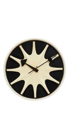 wall clock for Herman Miller by George Nelson & Associates (1950's)