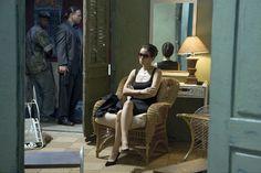 Gong Li in Miami Vice.