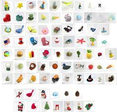 Nora Fleming Platters - Decorative Minis