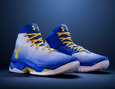 Under Armour will celebrate the Warriors' record-setting season with the Curry 2.5