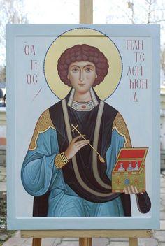 Roman Church, Orthodox Christianity, Catholic Art, Orthodox Icons, Color Inspiration, Saints, Children, Pictures, Byzantine Art