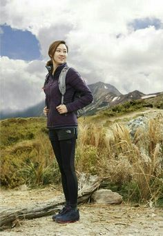 Kong Hyo Jin for The North Face 2015