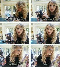 Go Taylor!