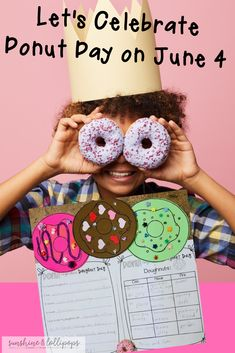 No matter how you spell it, this is a fun way to celebrate a special day and thank your lucky stars National Donut Day falls in June! Most everyone loves donuts. At least I think so!!! So why not have your students chat and write about their favorite donut? After writing, they can create a cute donut craft too! Run over and take a look . This is a great day to celebrate at the end of the year! Have Fun and maybe you can bring in some doute for your class that day! Effective Classroom Management, Classroom Management Tips, Writing Strategies, Writing Skills, National Donut Day, Cute Donuts, English Language Learners, Writing Workshop, Elementary Teacher