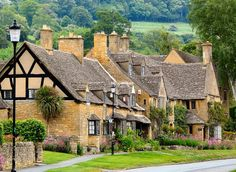 Worcestershire, The Cotswolds.one of my favorite places in the world! England Ireland, England And Scotland, England Uk, English Country Cottages, English Village, England Countryside, British Countryside, Pictures Of England, Cotswold Villages