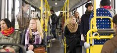 Stay Healthy and Fit: Bus, Walk or Cycle to Work