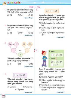 2. Sınıf Soru Bankası Tüm Dersler Süper Kitap Words, Horse