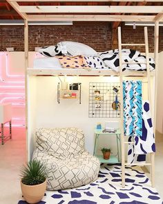 Ultimate bedroom goals featured in @Space15Twenty's #UOHome showroom. If you're in LA, don't miss out! #UODisplay