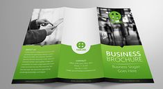 Tri-Fold Business Brochure 2