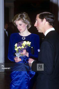 Princess Diana and Prince Charles Prince Charles, Princess Diana And Charles, Princess Diana Photos, Real Princess, Prince And Princess, Princess Of Wales, Lady Diana Spencer, Princesa Diana, Sophie Marceau