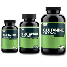 Optimum Nutrition Glutamine 1000mg Review | Vitamin 21 - Check Price of America's supplements