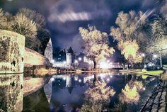 Maastricht By Night   Bewerkte fotografie foto van olafd   Zoom.nl