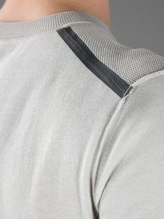 LIGHTER. STRONGER. BETTER. // tape seam Textiles, Fashion Details, Fashion Design, Gym Fashion, Fashion Outfits, Mode Costume, Men Design, Logo Design, Camisa Polo
