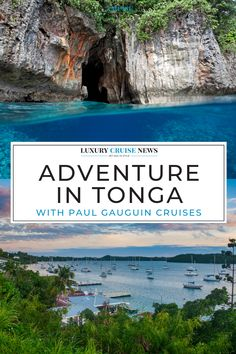 Adventure in Tonga with Paul Gauguin Cruises. You'll get to explore an island of paradise, and you'll have many unique excursions available so that you can get a look at local life. Best Places To Vacation, Vacation Deals, Best Vacations, Cruise Pictures, Vacation Pictures, Beautiful Beach Sunset, Beautiful Beaches, Cruise Travel, Cruise Vacation