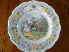 Royal Doulton Brambly Hedge The Outing