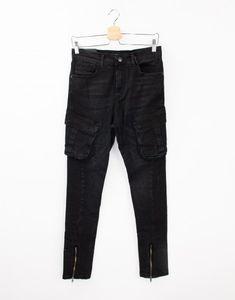 Black Island Kargo Cep Likralı Erkek Jean Kot Pantolon BD1873SY Sneaker, Black Jeans, Pants, Fashion, Trouser Pants, Moda, Slippers, Fashion Styles, Black Denim Jeans