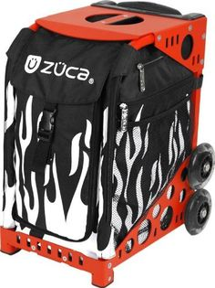 fb5c118e6e Zuca Bag Forged (Red Frame) by ZUCA.  150.00. We think this bag