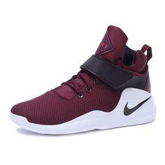 quality design f452d 8ba0c NIKE KWAZI NIGHT MAROON BLACK BASKETBALL SHOES 844839 600 US 147.00 More  Botas, Zapatillas Basquet