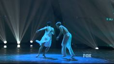 """[SYTYCD8] Neil Haskell & Melanie Moore [Contemporary] """"Total Eclipse of the Heart"""" Mandy Moore This was an OMG moment"""