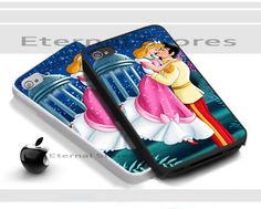 Cinderella Kiss a Prince Disneyland,For iPhone 4/4s Black Case Cover | Eternalstores - Accessories on ArtFire