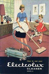 Electrolux Vacuum Cleaner Vintage Advertisement