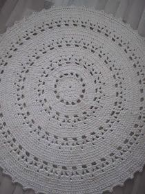 Thelma`s: Virkatut matot Floor Rugs, Flooring, Lima, Crochet, Home Decor, Crochet Carpet, Crochet Doll Clothes, Crochet Pouch, Rugs