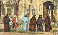 Yingce: Turkish women of Ottoman Empire, Istanbul ca....