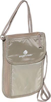 Eagle Creek Undercover Neck Wallet DLX Khaki - via eBags.com!