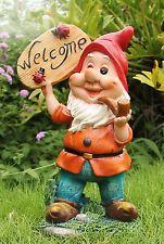 Gnome Statues, Garden Statues, Garden Sculpture, Funny Garden Gnomes, Gnome Garden, Cute Cat Wallpaper, Autumn Fairy, Fairy Garden Accessories, Vintage Country