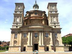 Il Santuario di Vicoforte #Cuneo #25Karambola #TheGira