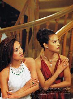 ` Kumiko Goto, Pretty Asian, Bellisima, Japanese, Actresses, Portrait, Bella, People, Motivation