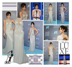 """""""2016 Critics Choice Awards~ Kate Beckinsale"""" by snugget9530 ❤ liked on Polyvore featuring KOTUR"""