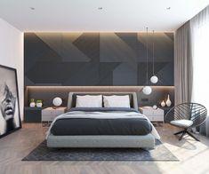 Small Master Bedroom, Dream Bedroom, Bedroom Wall, Bedroom Decor, Bedroom Chair, Bedroom Ideas, Bedroom Lamps, Wall Lamps, Bedroom Lighting