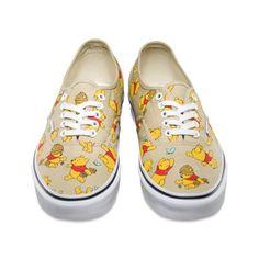 fadabfe31d4092 Vans Disney Authentic Schuhe (Disney) Winnie The Pooh Light Khaki