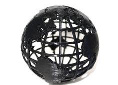 Globe - ORBITALE. www.imprimerieorbitale.fr Découvrez l'impression 3D, autrement.