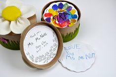 Teacher Appreciation Gift - Class Love Notes